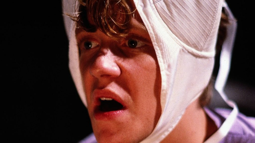Anthony Michael Hall in Weird Science