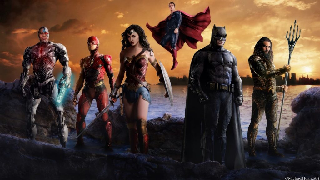Zack Snyder's Justice League ( 2021)