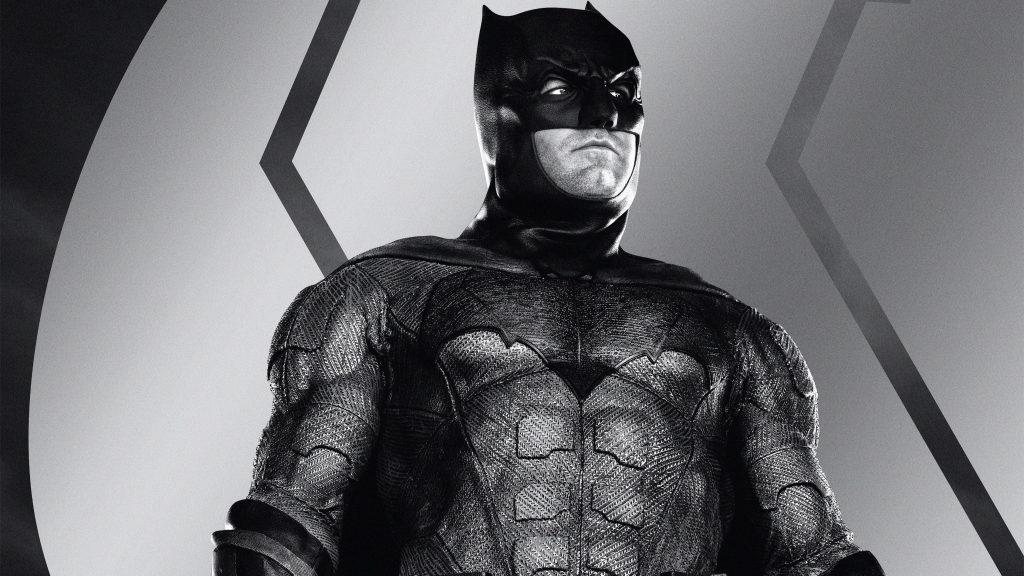 Ben Affleck as Batman/Bruce Wayne in Zack Snyder's Justice League ( 2021)