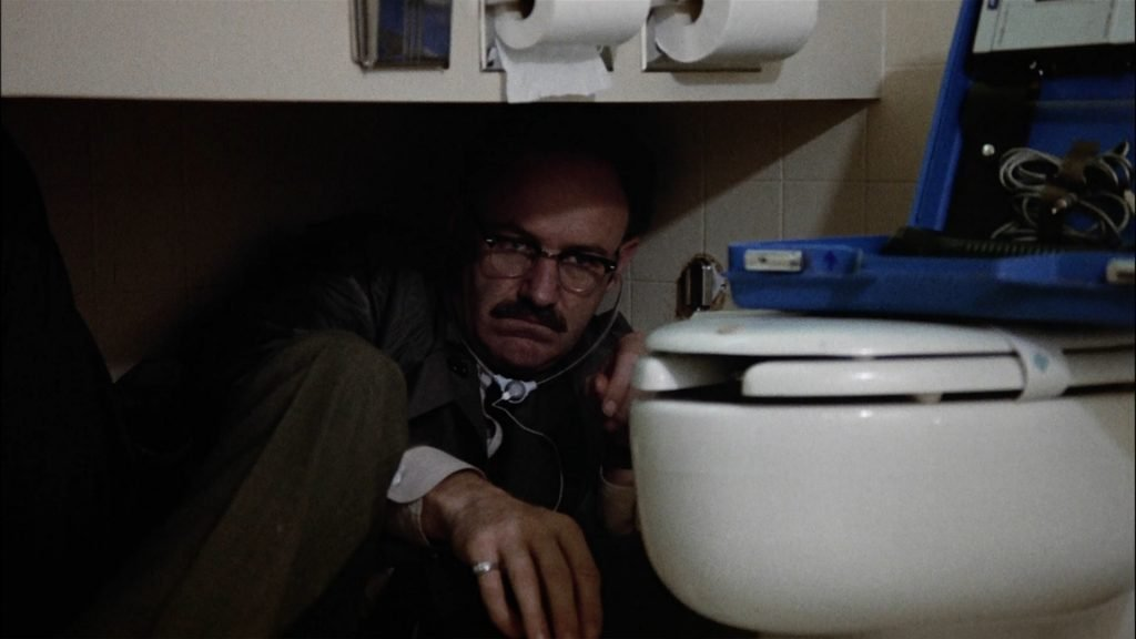 Gene Hackman in The Conversation (1976)