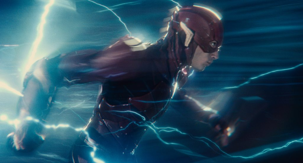 According to some studies, 10% of Zack Snyder's Justice League (2021) is in slow motion