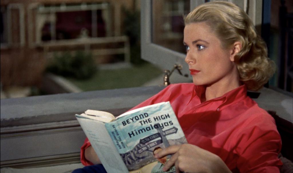 Grace Kelly in Rear Window (1954)