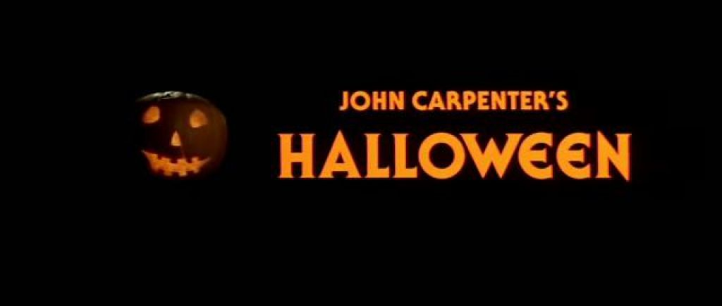 the title card from the film Halloween 1978