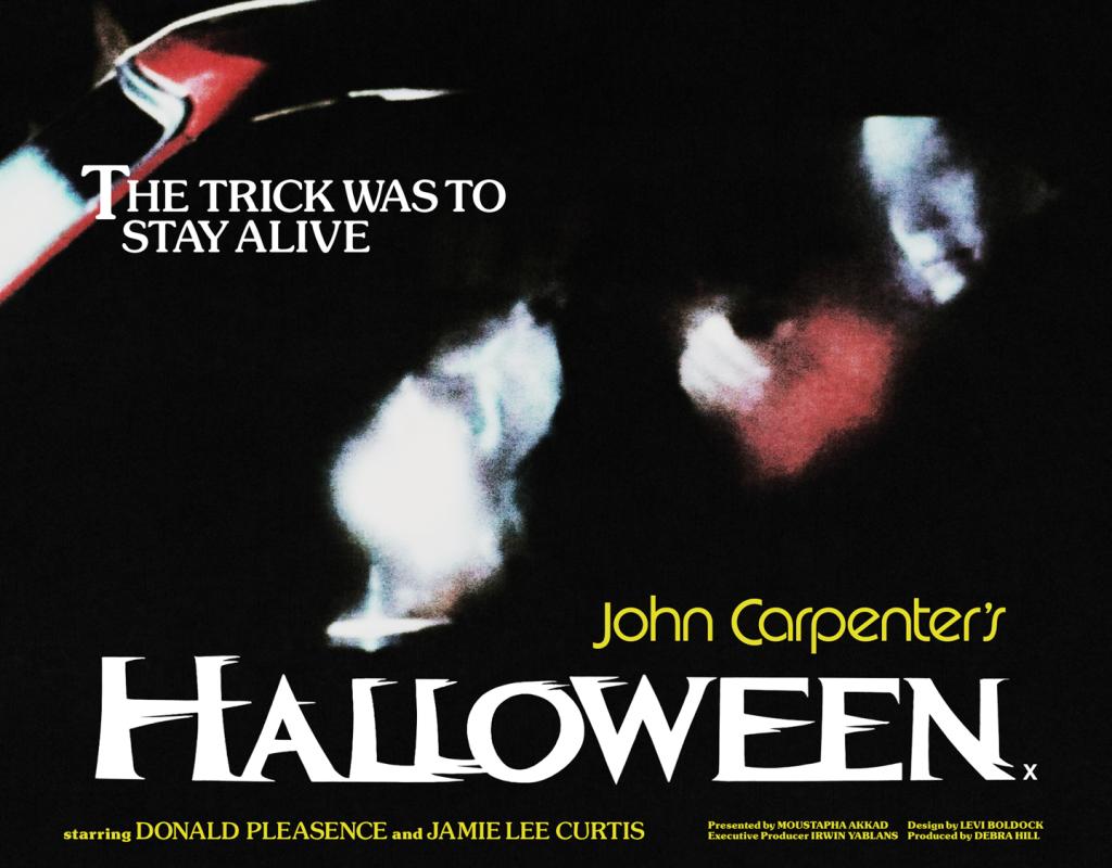 Halloween film poster 1978