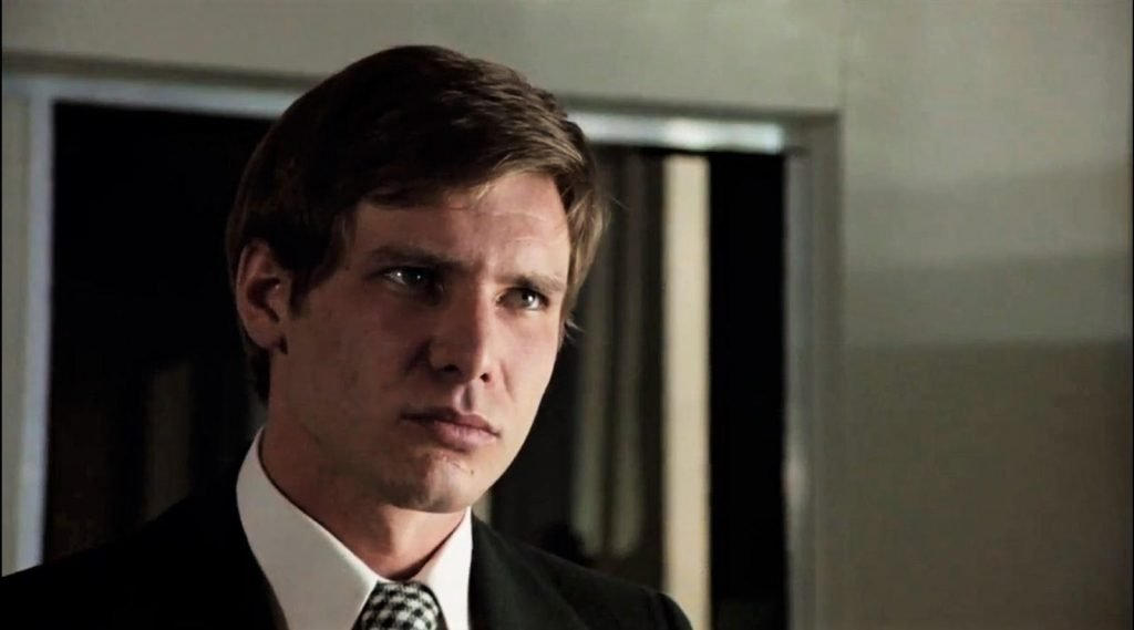 Harrison Ford in The Conversation (1976)