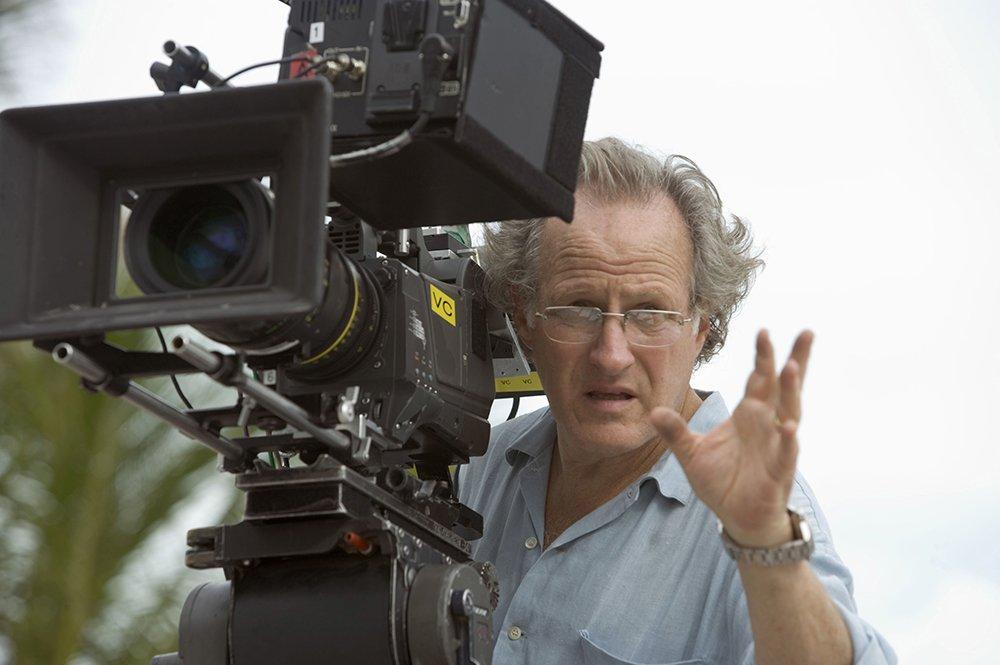 American filmmaker Michael Mann.