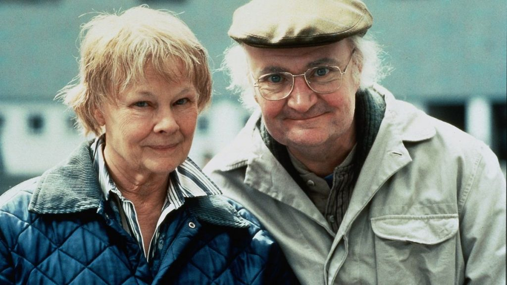 Iris (2001) starring Judiu Dench and Jim Broadbent