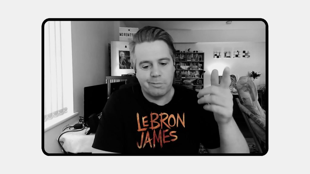 Greg loves Lebron James ;) - Indiana Jones
