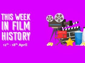 This Week in Film History Banner 12th - 18th April
