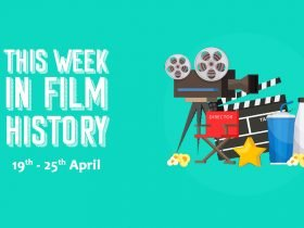 This Week in Film History Banner 19th - 25th April