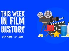 This Week in Film History Banner 26th April