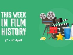 This Week in Film History Banner 5th April