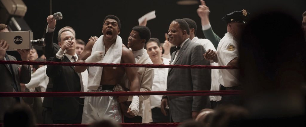 Cassius Clay wins in One Night in Miami… (2020)