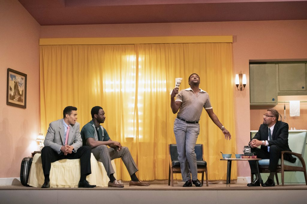 The stage play of One Night in Miami… (2020)