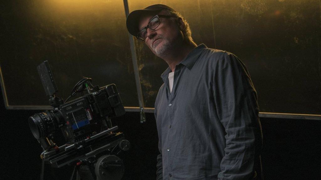 Filmmaker David Fincher