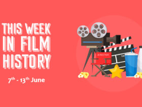 This Week in Film History Banner 7th June