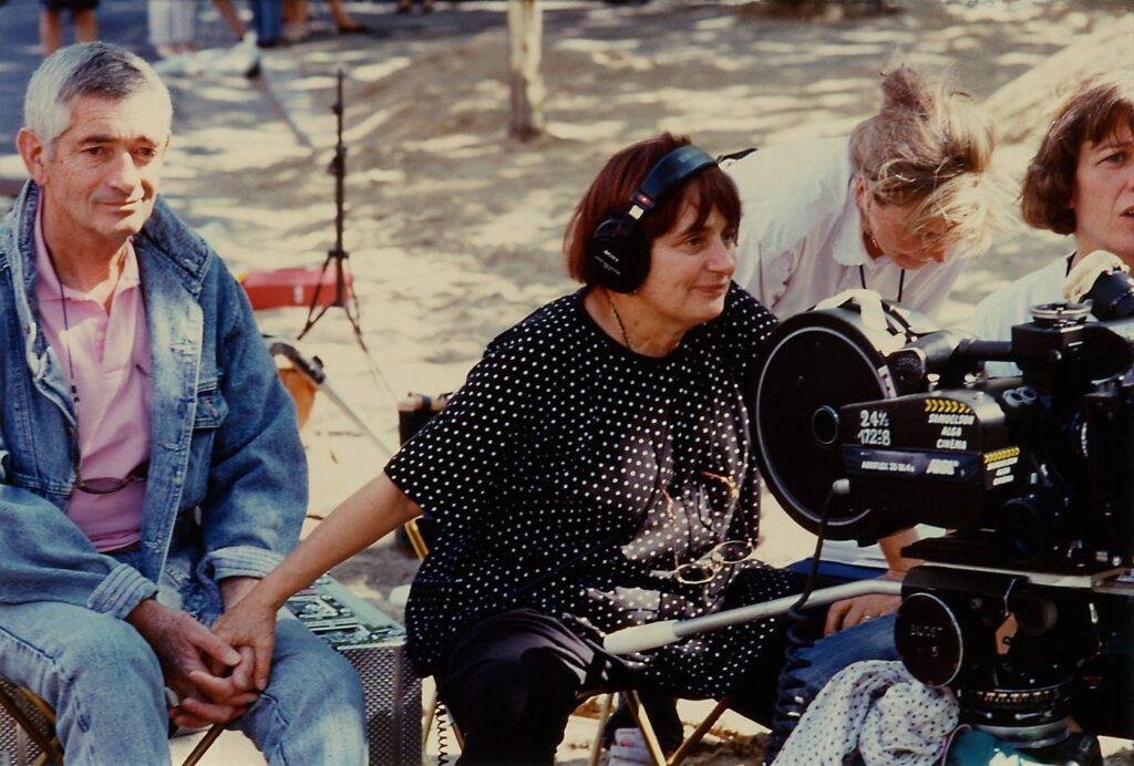 Agnès Varda and Jacques Demy