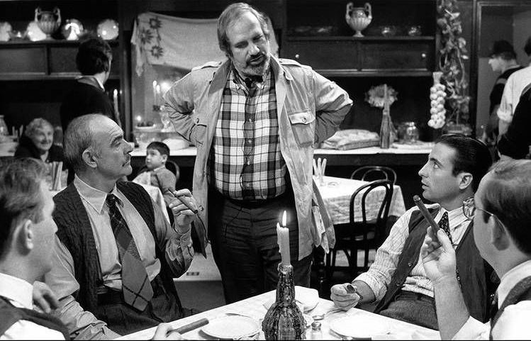 Brian De Palma directs The Untouchables (1987)