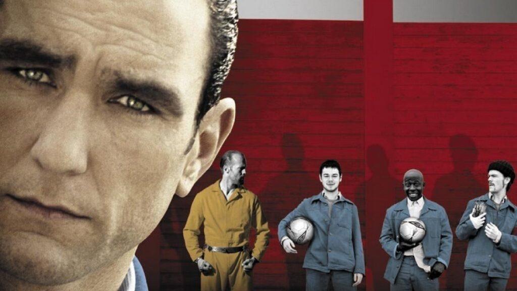 Vinnie Jones in Mean Machine (2001) - football