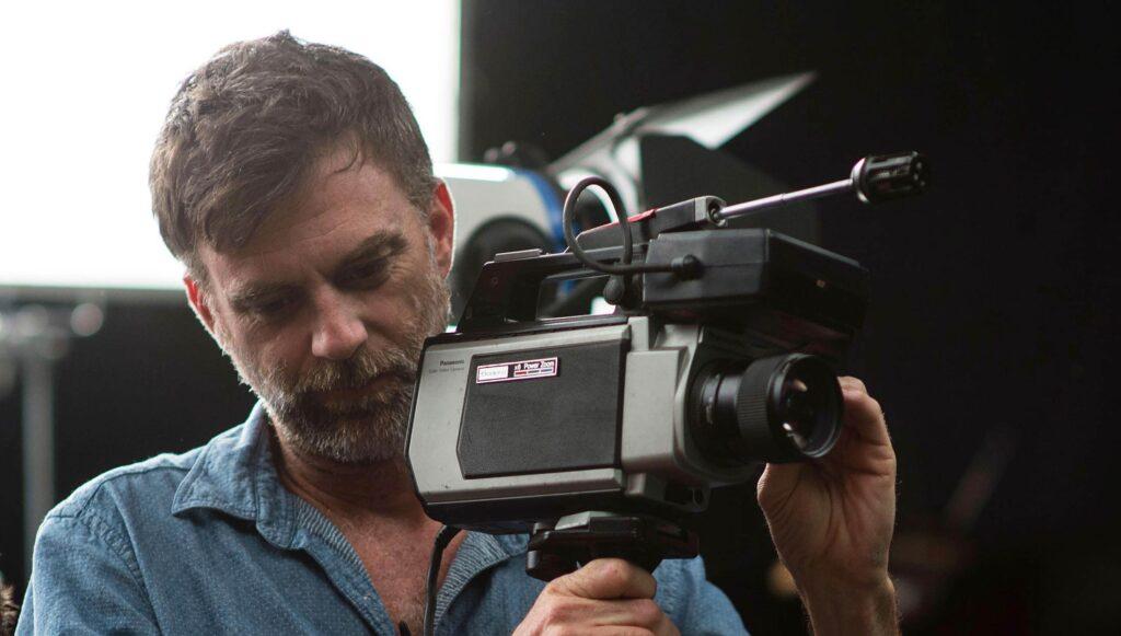 Filmmaker Paul Thomas Anderson