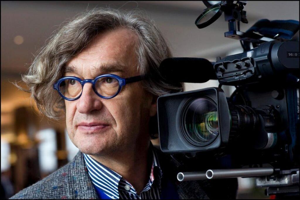 Filmmaker Wim Wenders