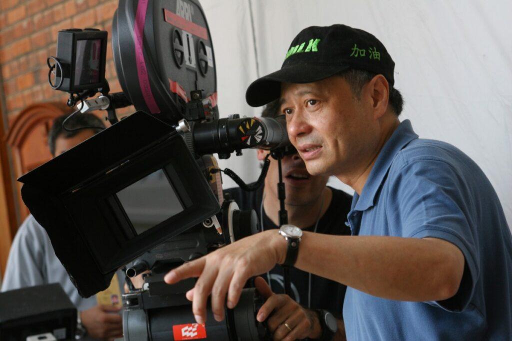 Filmmaker Ang Lee